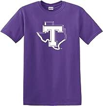 CreateMyTee | Tarleton T Logo T-Shirt | TSU Texans Apparel Mens/Womens T-Shirt