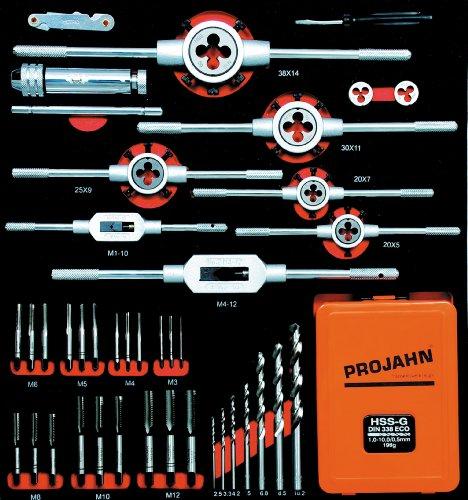 Projahn Proform Einlage leer für Gewindewerkzeuge 5999-36E