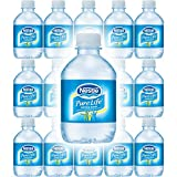 Nestle Water, Pure Life, Purified Water, 8 Fl Oz (Pack of 15, Total of 120 Fl Oz)