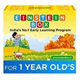 Einstein Box for Kids 1 Year Old Baby/ Toddler Boys & Girls Toys