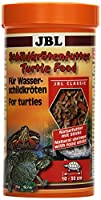 Especially for the nutritional requirements of turtles and pond terrapins: natural food with food stick containing fish for turtles 10 – 50 cm in size Especially for the nutritional requirements of turtles and pond terrapins: natural food with food s...