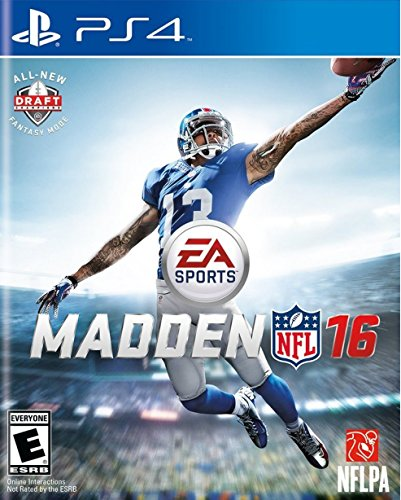 Electronic Arts Madden NFL 16 - Playstation 4