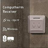 Zoom IMG-2 computherm q7rf termostato digitale programmabile