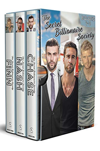 The Secret Billionaire Society Collection Books 1-3: Box Set