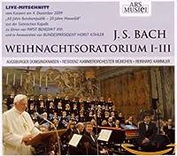 Bach, J.S.: Weihnachtsoratorium I-III (Pabst)