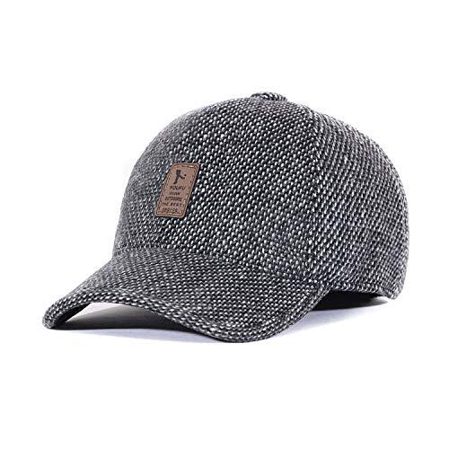 WETOO Cappello Uomo del Cotone Berretto da Baseball delle Ragazze dei Ragazzi Cappello Piatto