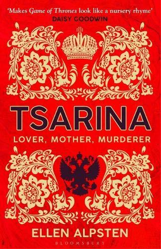 Zarina: 'Hace que Juego de Tronos parezca una rima infantil' – Daisy Goodwin (Alto/Bajo)