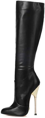 Giaro Be Brave schwarz Matte Stiefel in in in überGrün SchwarzGröße Damenschuhe  billig und Mode