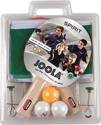 Royal Spirit - Kit de Ping Pong, Color Multicolor