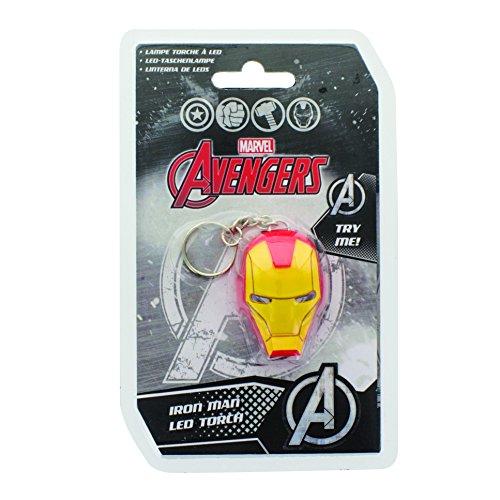 Marvel Aven Iron Man LED Torch [Import]