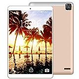 Tablette Tactile 10 Pouces 4G Tablette Pas Cher Android 9.0 Pie Quad Core, 3 Go de RAM + 32 Go de ROM, 128 Go Extensible, Caméra 5MP + 8MP, 8000 mAh, OTG, WiFi, Bluetooth, Dual SIM Tablette PC