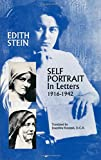 Self Portrait in Letters 1916-1942 (Collected Works of Edith Stein)
