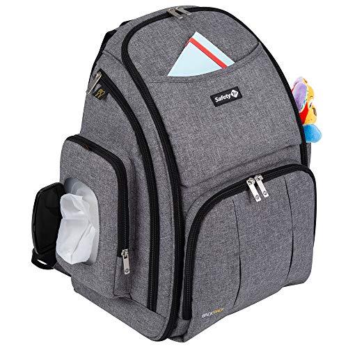 Mochila Back'Pack, Safety 1st, Grey