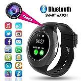 RJ Marlins TS931 Unisex Smart Life Smart Watch for Men/Girls/Women/ BluetoothTouch Screen/Compatible