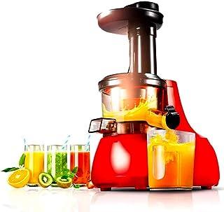 DHTOMC Machines à jus de Fruits de ménage à Faible Vitesse Multi-Fonction, séparation entièrement Automatique Petit Fruit ...
