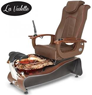 Gulfstream La Violette Pedicure Chair