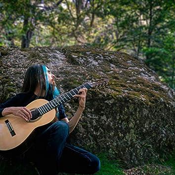 Legend of Ashitaka (Princess Mononoke - guitar)