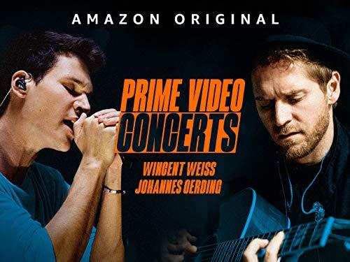 Amazon Music presents: Wincent Weiss X Johannes Oerding