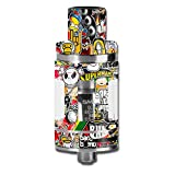 Skin Decal Vinyl Wrap for Smok Micro TFV8 Baby Beast Tank Vape Mod Stickers Skins Cover/Sticker Slap