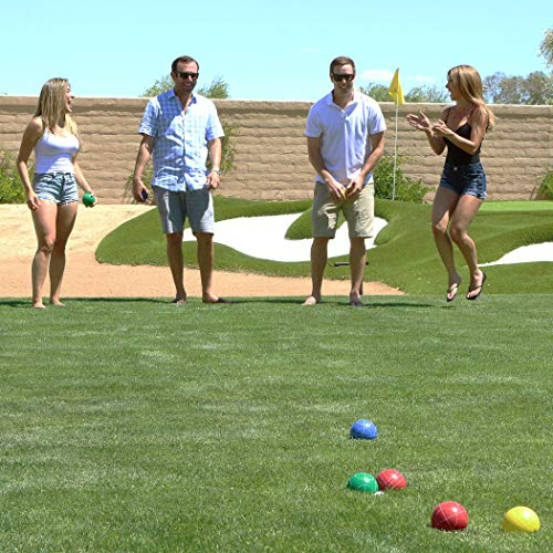 GoSports Backyard Bocce avec...