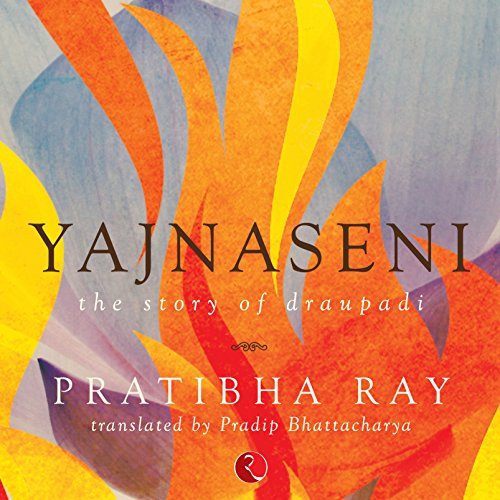 Yajnaseni audiobook cover art