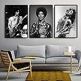QZROOM Prince Rogers Nelson Rockmusik Sänger Star Poster