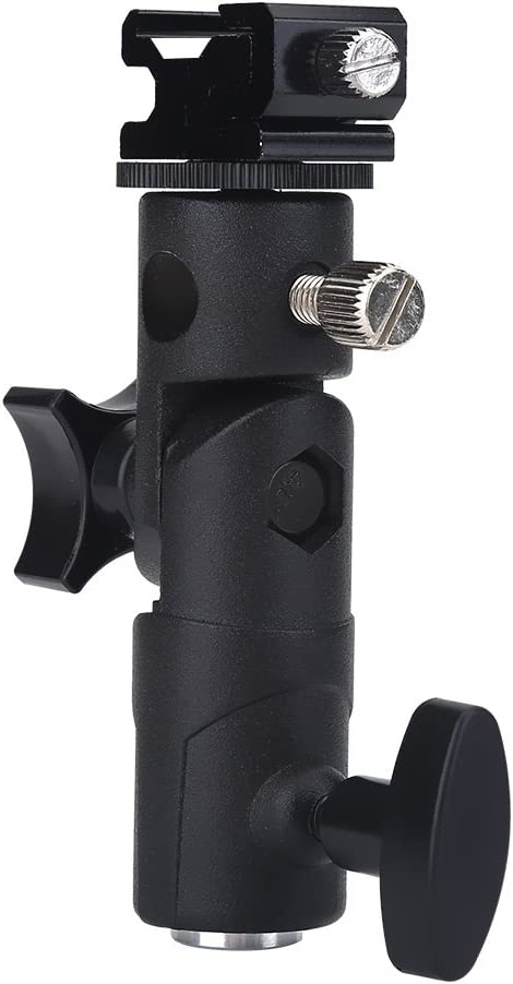 Annadue E Type Flash Stand Spring new work Directly managed store Universal Camera Professional Bracket