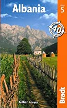 Albania (Bradt Travel Guides) by Gillian Gloyer (March 01,2015)