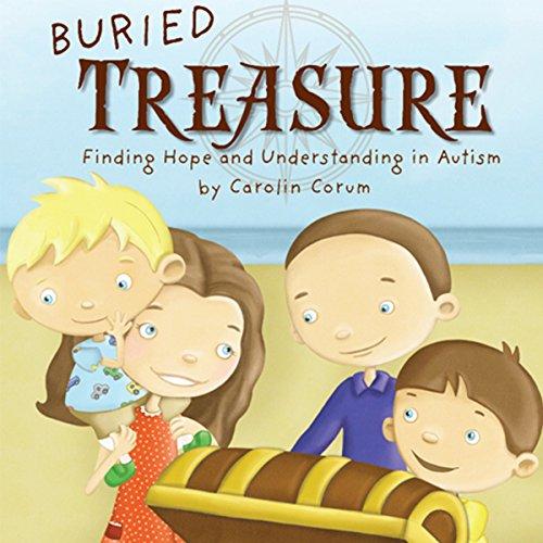 Buried Treasure audiobook cover art