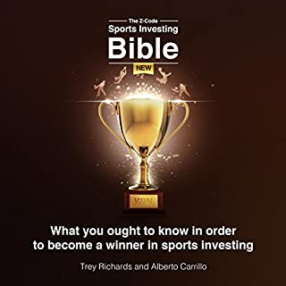 The Z-Code Sports Investing Bible cover art