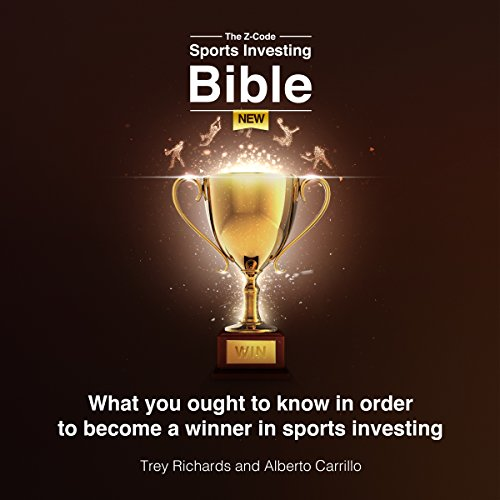The Z-Code Sports Investing Bible audiobook cover art