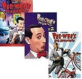 Pee-Wee's Playhouse: The Complete Series Seasons 1,2,3,4 & 5 + Pee-Wee's Big Adventure: The Movie