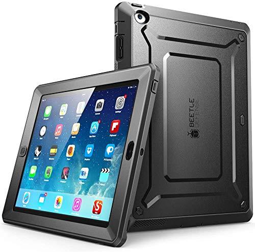 SUPCASE Sup-iPad4-BeetlePro-Black/B…