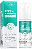 1Pc Toothpaste Cleansing Foam, 60ml Baking Soda Toothpaste, Intensive Stain Removal Toothpaste, Travel Friendly, Easy to Use, Oral Care-Toothpaste Replacement, Ultra-fine Mousse Foam (A)…
