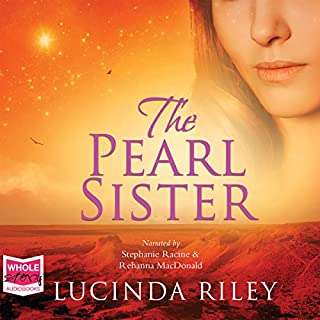 Couverture de The Pearl Sister