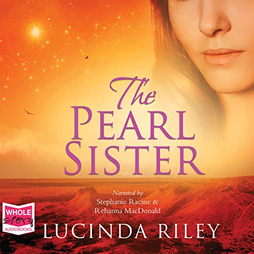 The Pearl Sister audiobook cover art