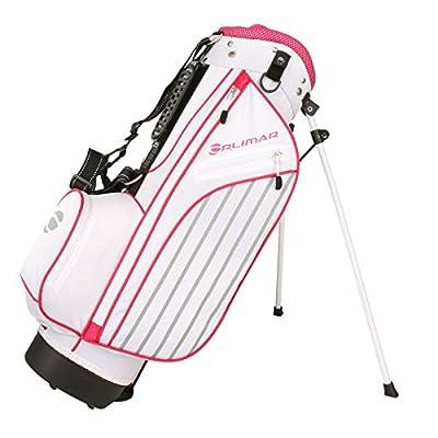 Orlimar Golf ATS Junior Girl's Pink Golf Stand Bag (Ages 5-8)