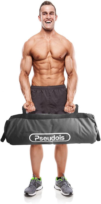 Pseudois Workout Sandbags Sandbag Trainning for Fitness, Exercise Sandbags, Military Sandbags, Weighted Bags, Heavy Sand Bags