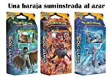 Pokemon JCC - Juego de Cartas Sol y Luna, Español (1 Baraja al Azar) , color/modelo surtido