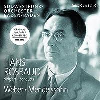 Hans Rosbaud Conducts