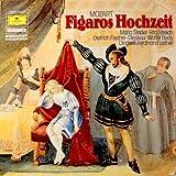 Mozart Figaros Hochzeit: Maria Stader, Rita Streich, Dietrich Fischer - Dieskau, Walter Berry, Berliner Philharmoniker, Dirigent: Ferdinand Leitner