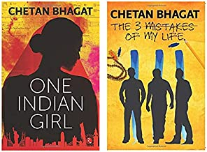 One Indian Girl + The 3 Mistakes Of My Life (Set of 2 Books)