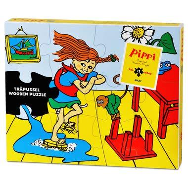 Micki & Friends Pippi 44–3782–00Puzzle