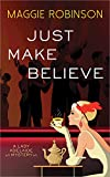 Just Make Believe (Lady Adelaide Mysteries Book 3) (English Edition)