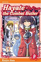 Hayate the Combat Butler, Volume 9