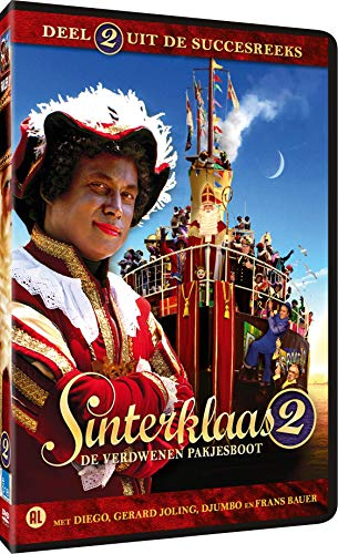 Sinterklaas 2 - De Verdwenen Pakjes Boot (DVD) 2014