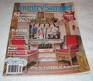 Country Sampler Magazine July 2018