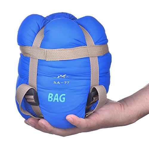 une personne voyage sac de couchage pour camping voyage /& BOYZ jouets léger