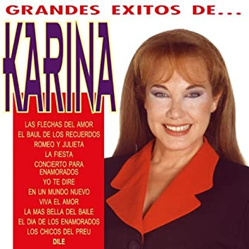Los Grandes Exitos de Karina