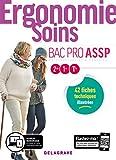 Ergonomie-Soins 2de, 1re, Tle Bac Pro ASSP 2019 - Pochette élève